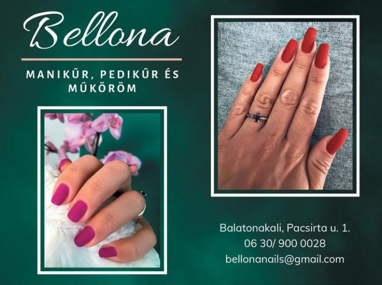 Bellona - Manikűr, pedikűr és műköröm