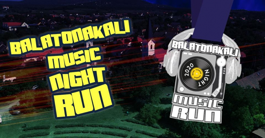 Balatonakali Music Night Run