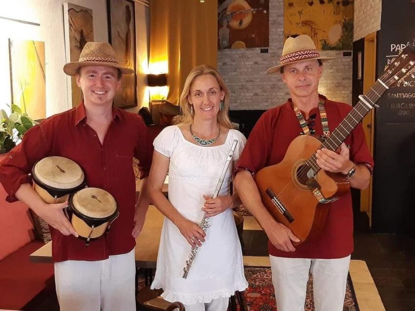 Latin-Amerikai Zenés est II. (Esőnap)