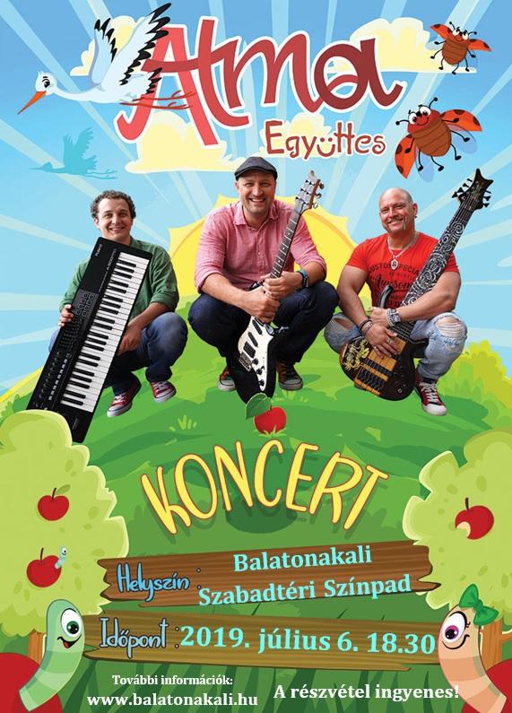 Alma koncert