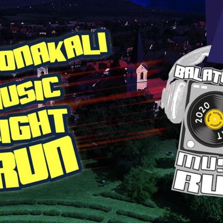 Balatonakali Music Night Run
