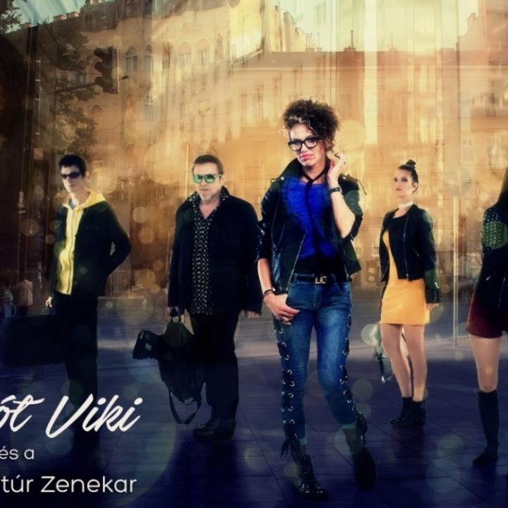 Marót Viki és a Nova Kultúr Zenekar koncertje