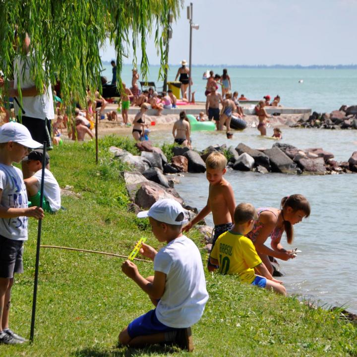Kis-HO-HO horgásztábor