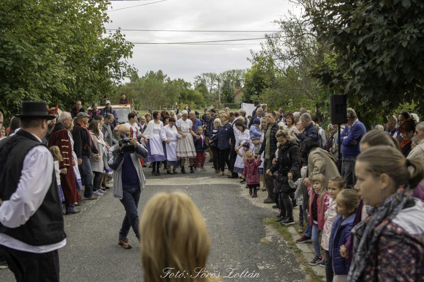 Képek a 2019-es szüreti felvonulásról