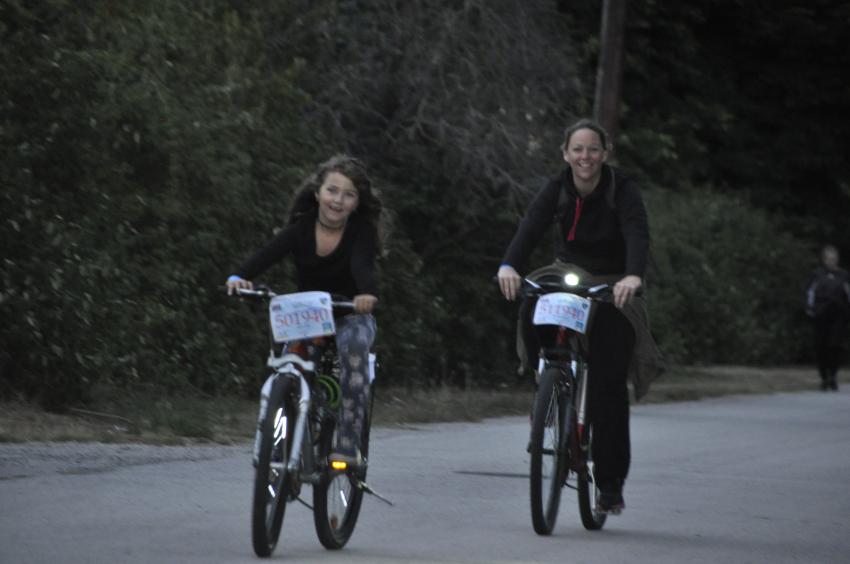 Akalifornia Night Kerékpáros Örömfutam