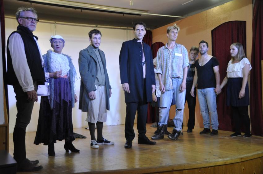 Liliomfi a Soltis Lajos Színház előadásában