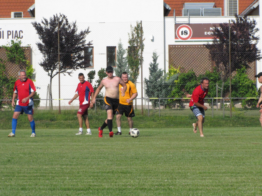 IV. Bakonyi Attila Futball Emléktorna