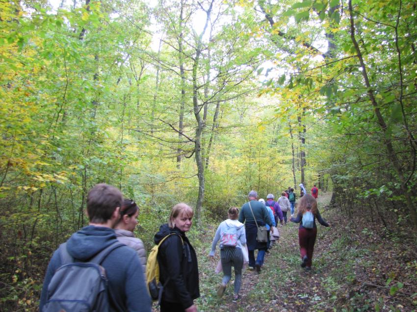 Képes beszámoló az Alapítvány őszi túrájáról