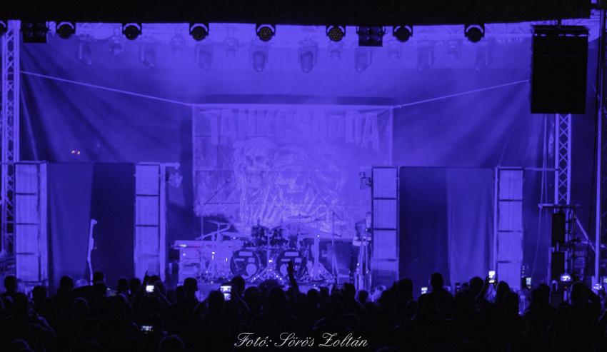 Tankcsapda koncert