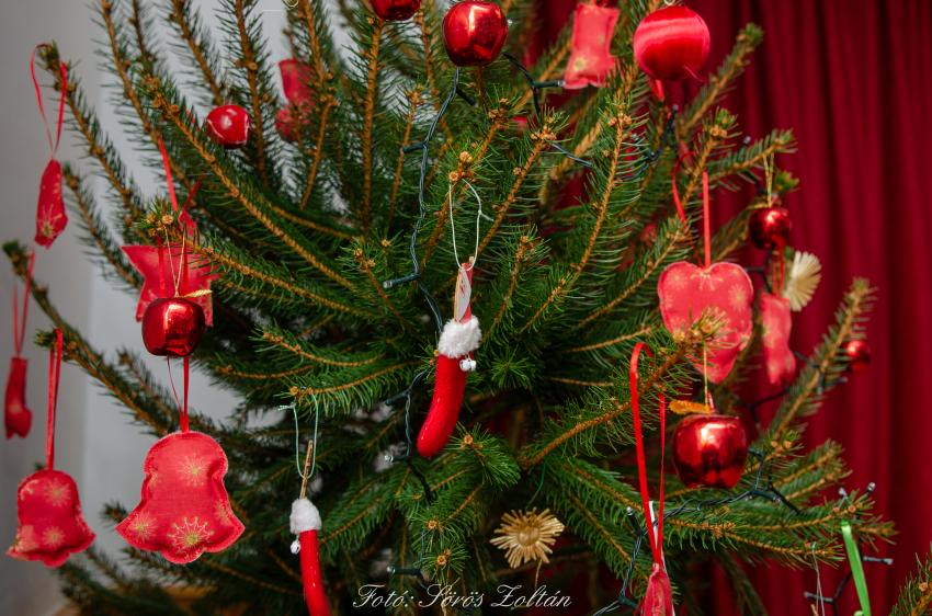 Képek a Karácsonyi műsorról