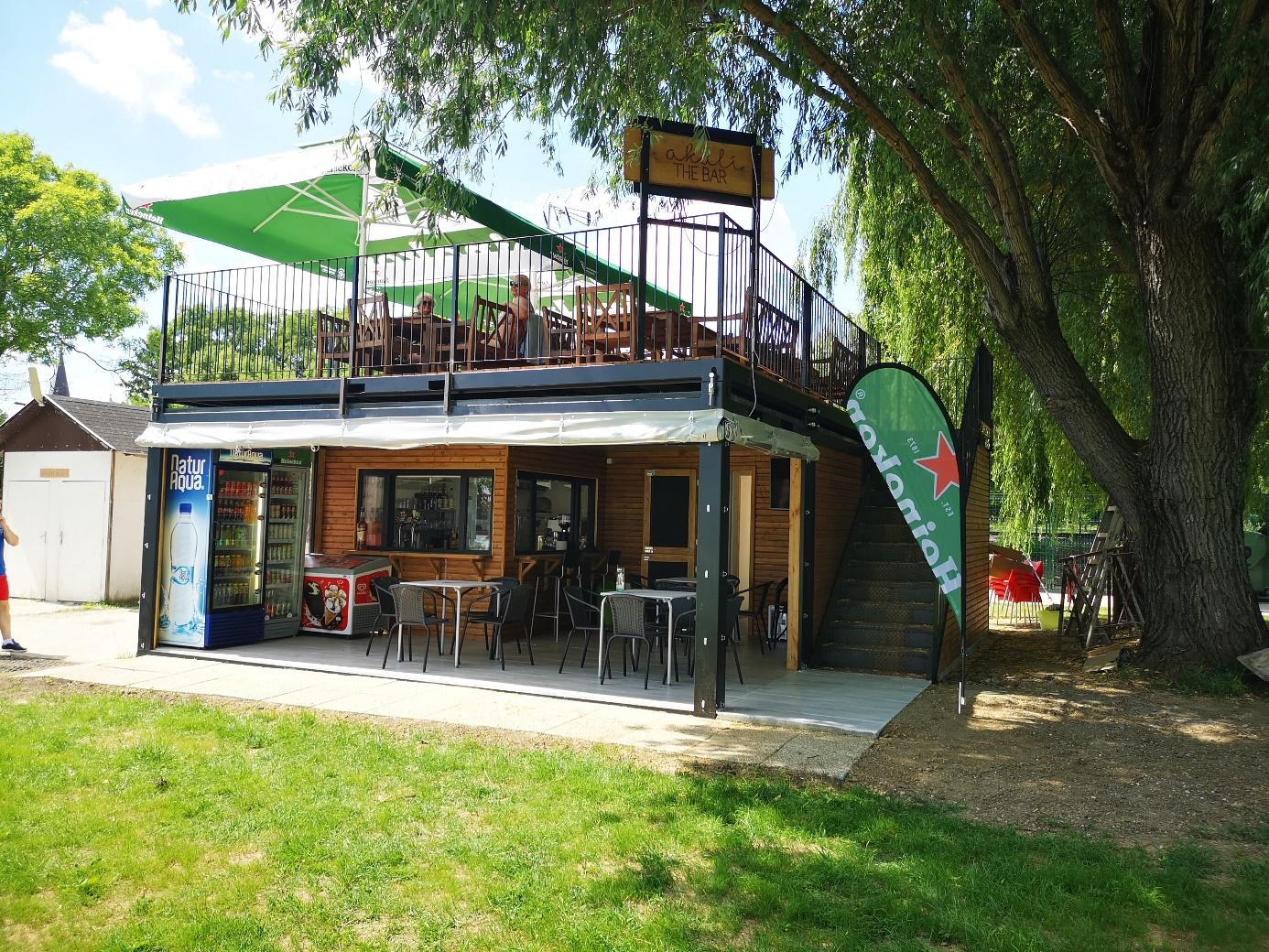 Akali The Bar